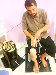 Terapi elektrostatik merangsang saraf