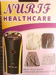 Nurif Healthcare Pengedar alat terapi DR HEALTH 9000