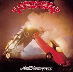Krokus - Headhunter 1983