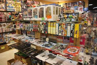 kaymaroo zone update from gundam shop non gundam stuff china