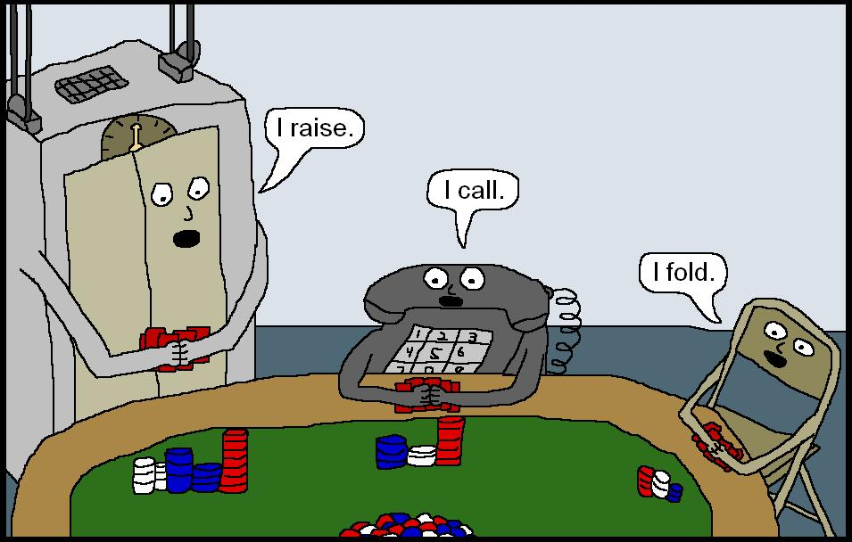 Swallowed poker chip