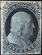Σπάνια Αμερικανικά Γραμματόσημα