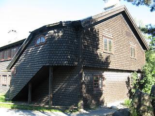 Дом броненосец