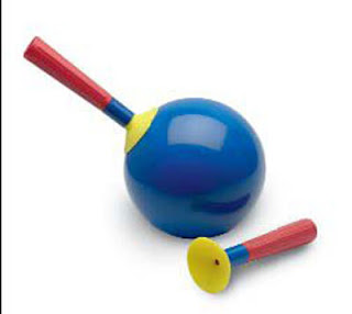 Tiene miga la cosa juguetes del ayer for Bola juguete