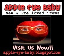 Iklan B1 : Apple Eye Baby