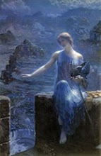 The Valkyrie's Vigil        Edward Robert Hughes