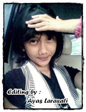 Profile Blogger - Ayas Larasati