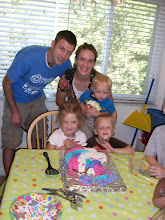 Laurie's 5th Birthday