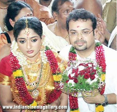 KAVYA MADHAVAN WEDDING PHOTOS