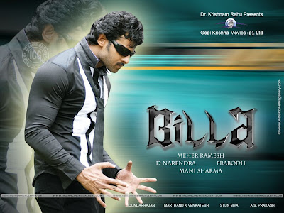 telugu cinema wallpapers. Telugu Movie Billa Wallpapers