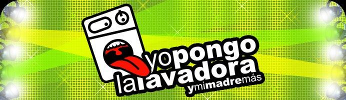 YO PONGO LA LAVADORA