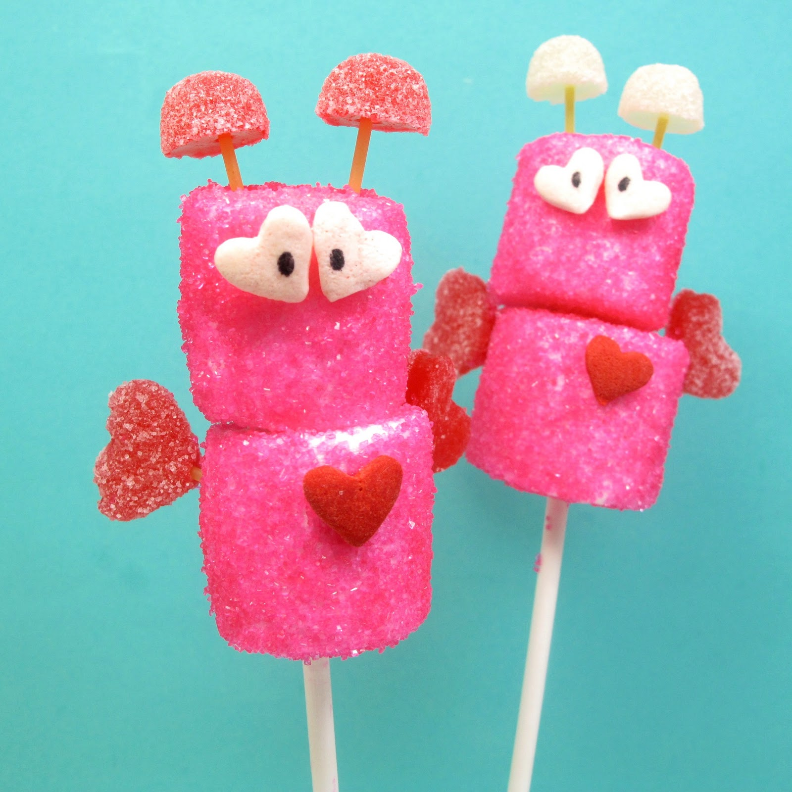 Valentine love bug craft - Valentine Activites And Crafts For Kids