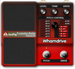 Whamdrive Distortion 2,1-VST Free