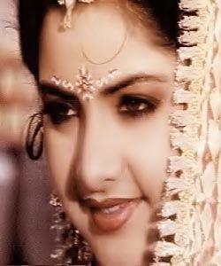 Divya Bharti FamilyDivya Bharti In Deewana