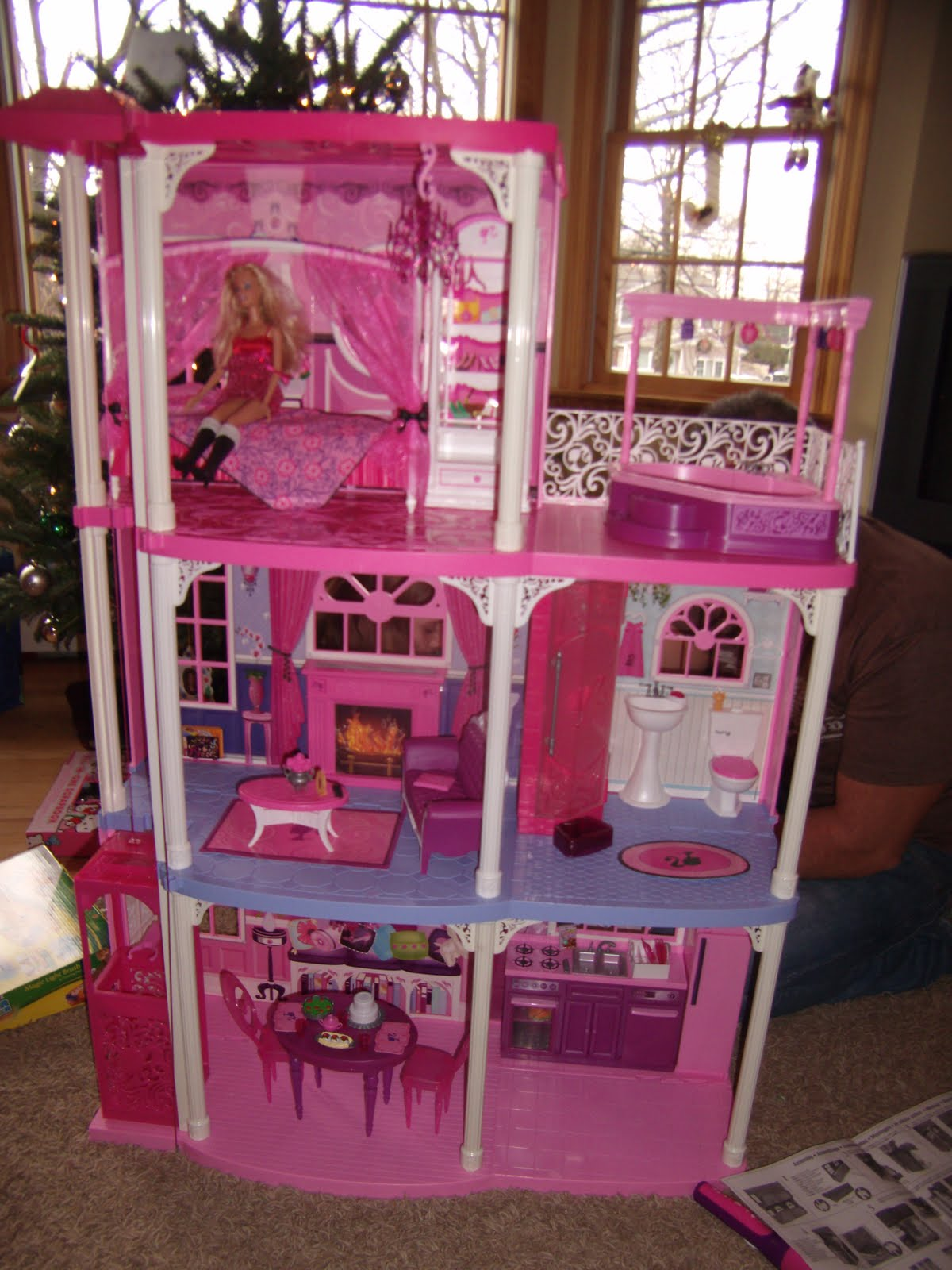 While Not Making Other Plans Xmas 2010 The Year Of Barbie S Dream