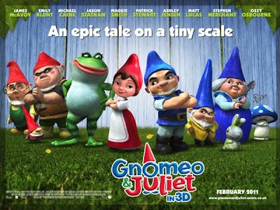 Gnomeo y Julieta Película