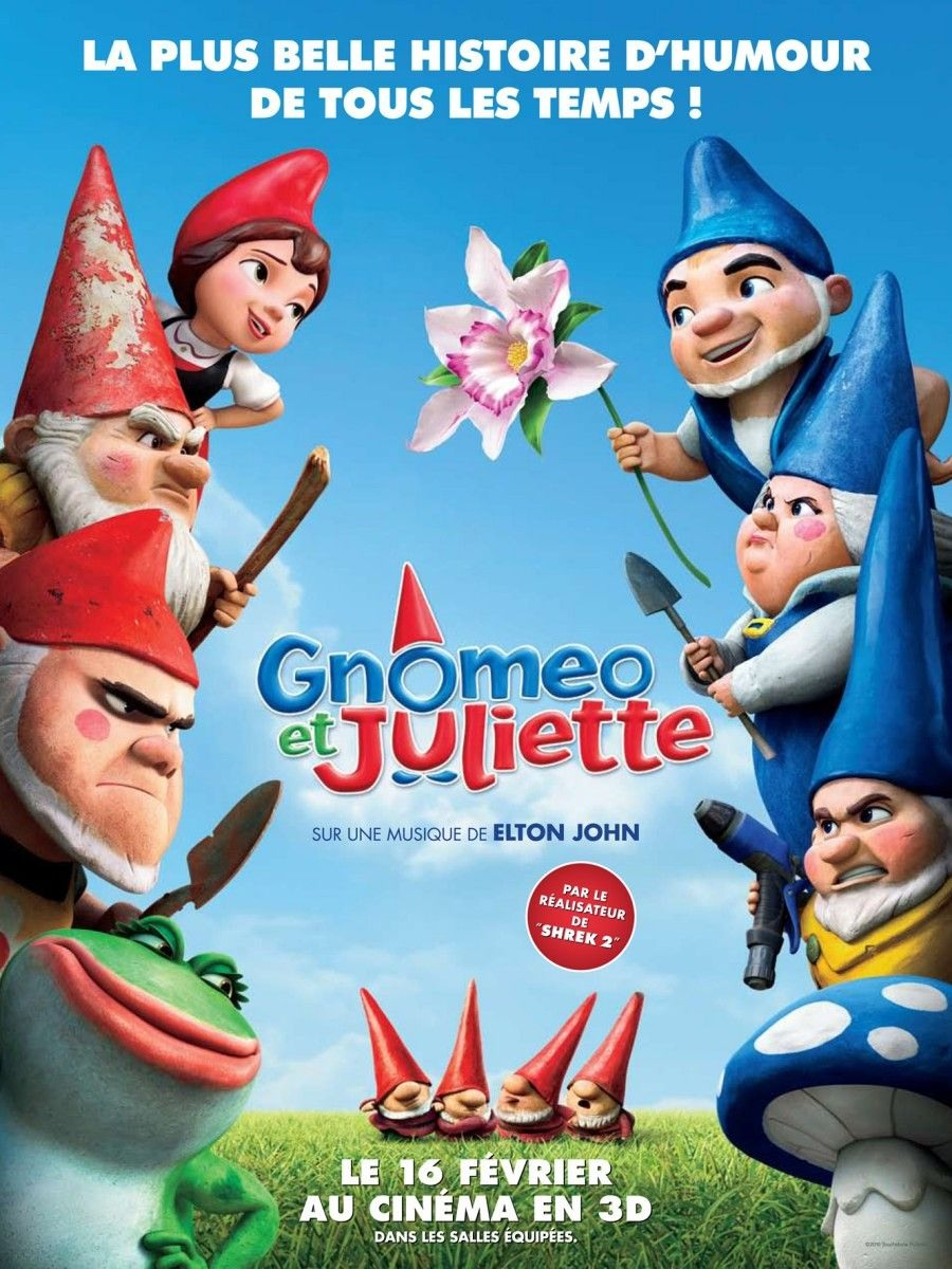 Gnomeo et Juliette |FRENCH| [DVDRiP] (exclue) [FS][US]