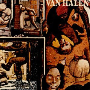 Van Halen - Fair Warning (1981)