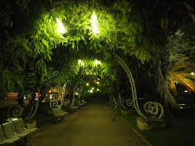 Jardin promenade des arts