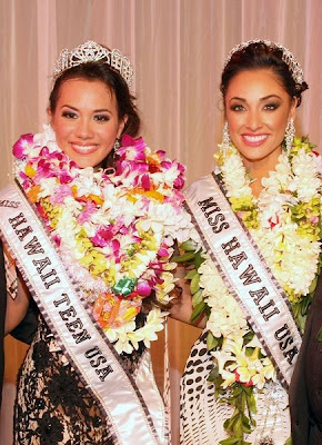 Message, matchless))), miss hawaii teen pageant