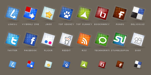 social icons Package