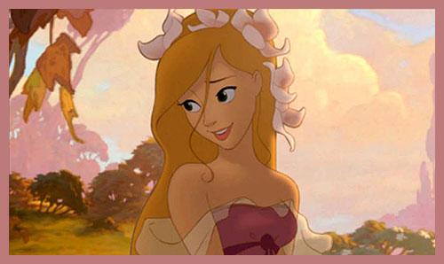 Princess Giselle Disney