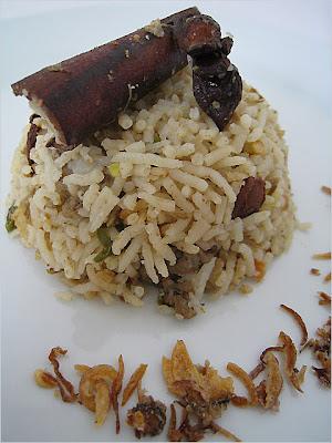 nasi bukhari arab
