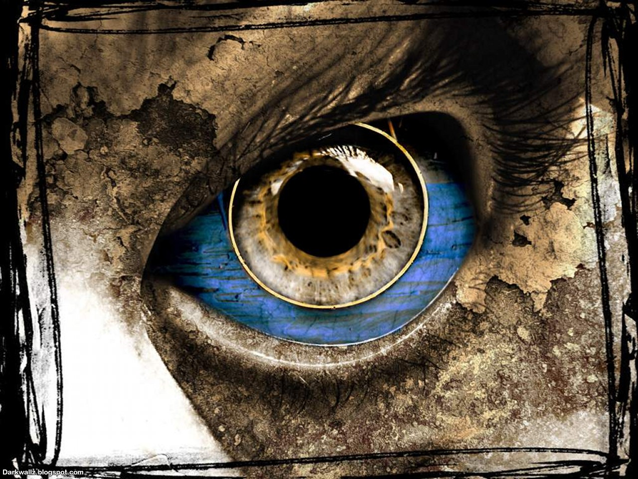 Scary Eyes Wallpapers 36 | Dark Wallpaper Download