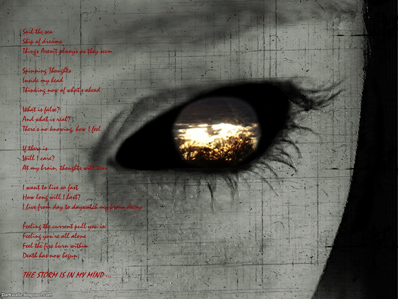 Scary Eyes Wallpapers 48 | Dark Wallpaper Download