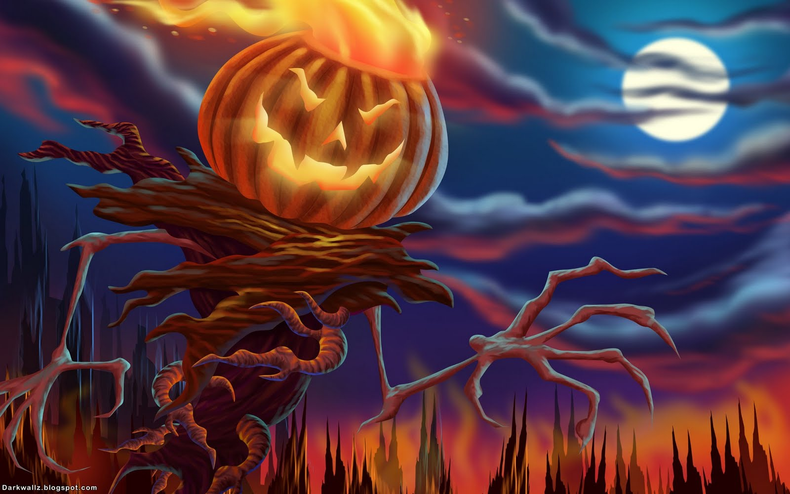 Halloween Wallpapers 44 | Dark Wallpaper Download