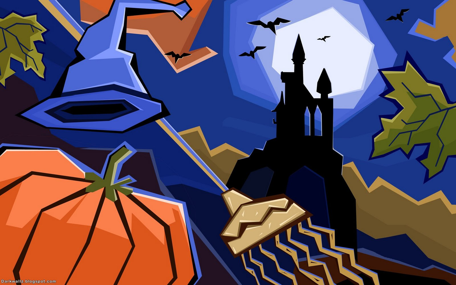 Halloween Wallpapers 02 | Dark Wallpaper Download
