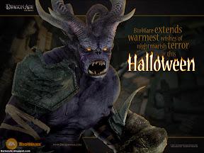 Dark Halloween  Desktop Wallpapers