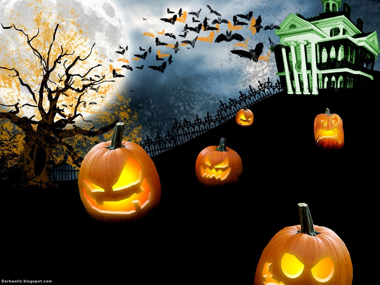 Halloween Wallpapers 123 | Dark Wallpaper Download