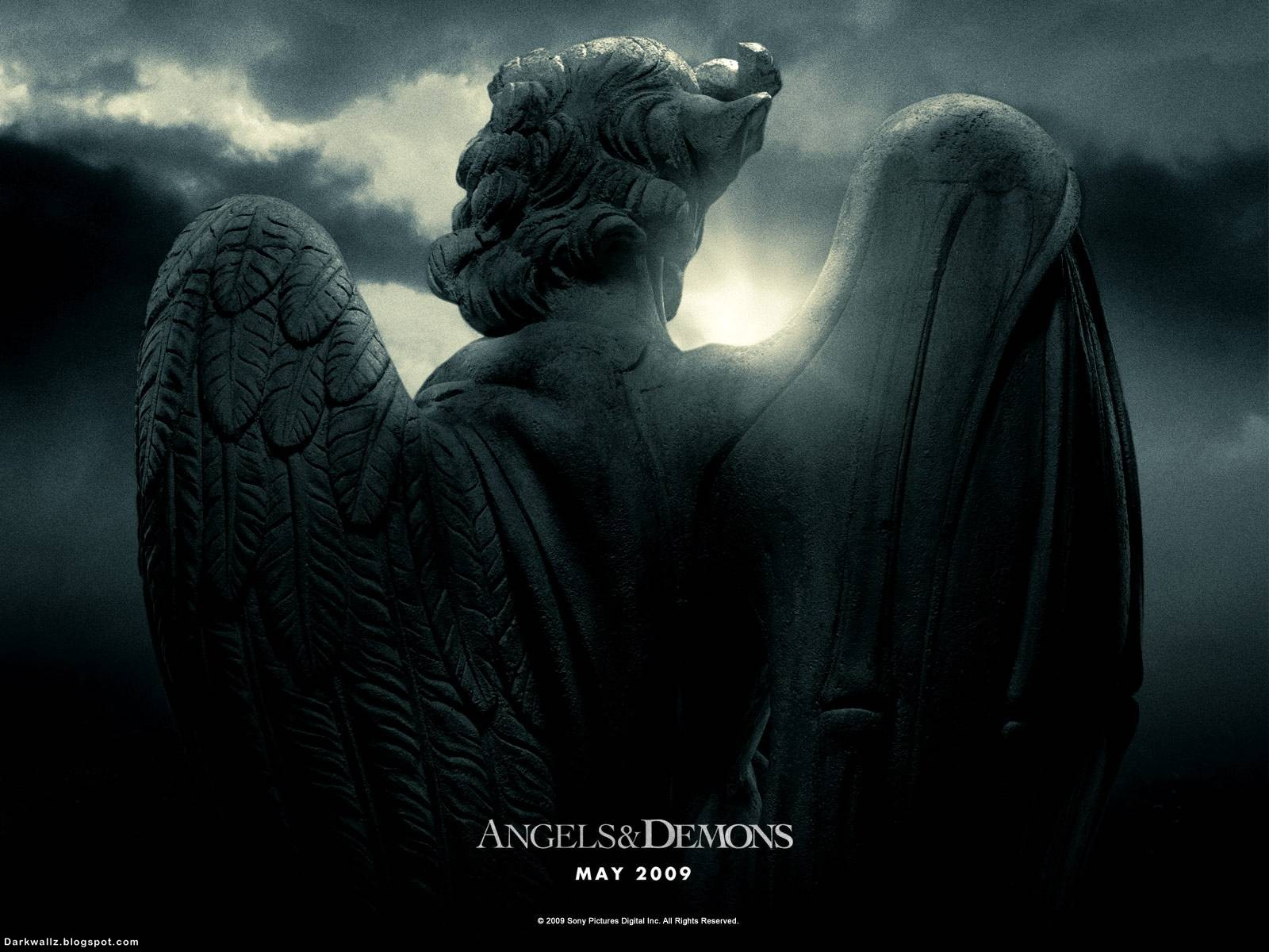 Dark Angel Wallpapers 01 | Dark Wallpaper Download