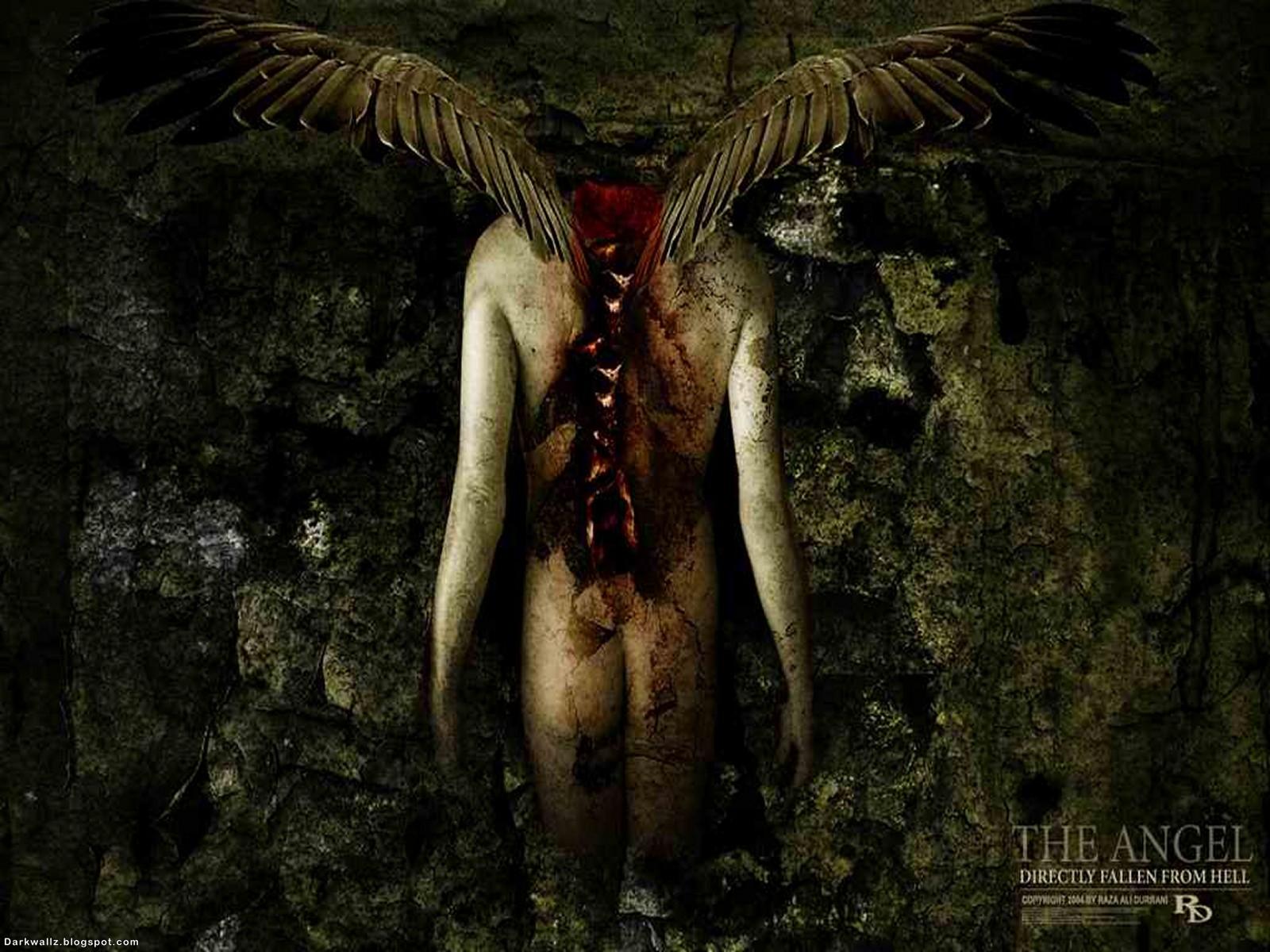 Dark Angel Wallpapers 72 | Dark Wallpaper Download