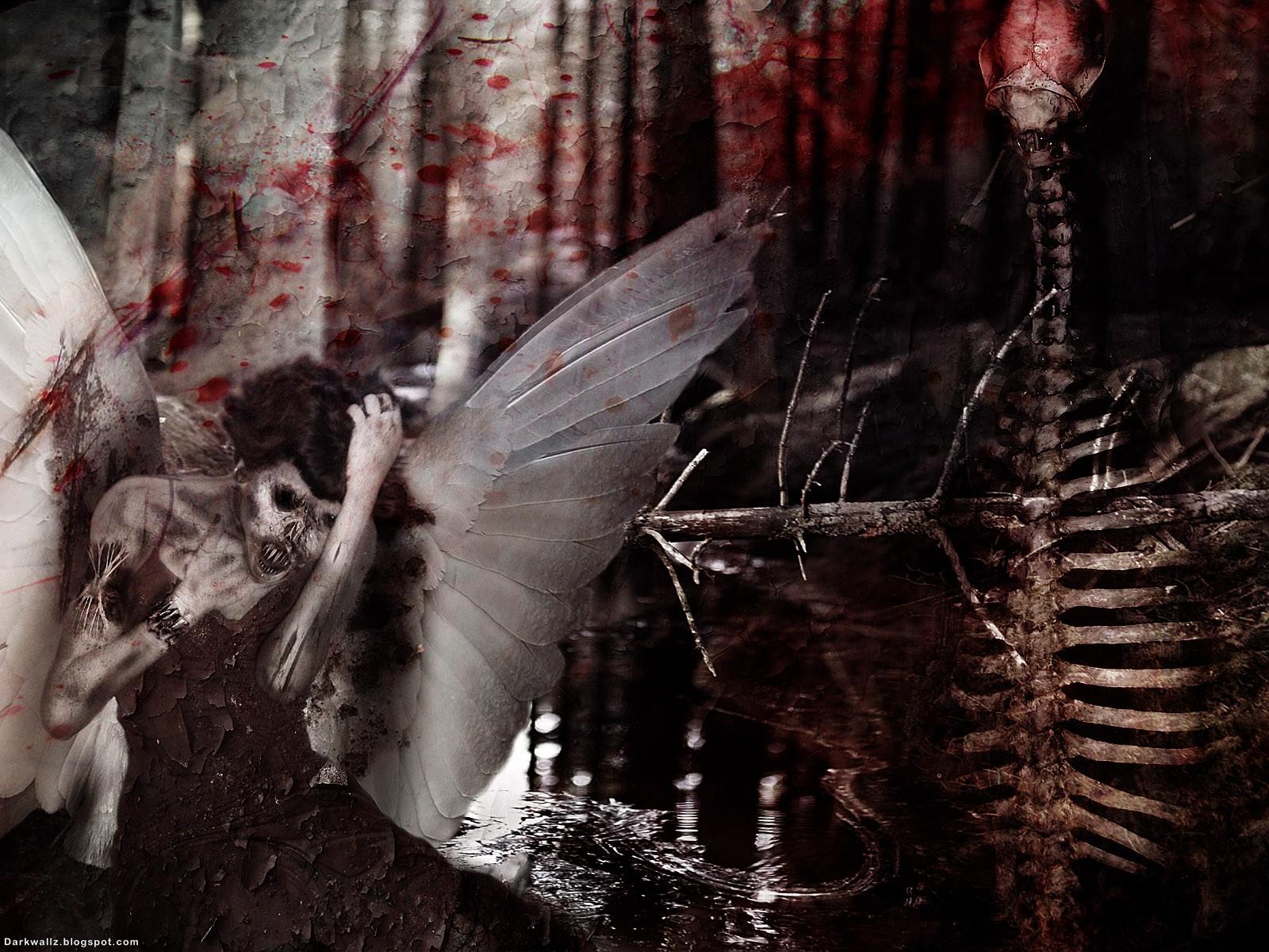 Dark Angel Wallpapers 59 | Dark Wallpaper Download