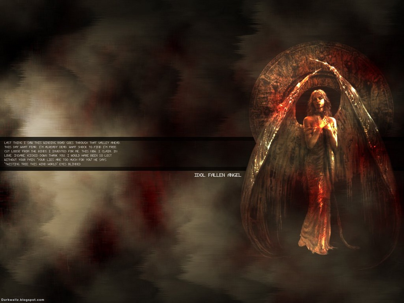 Dark Angel Wallpapers 64 | Dark Wallpaper Download