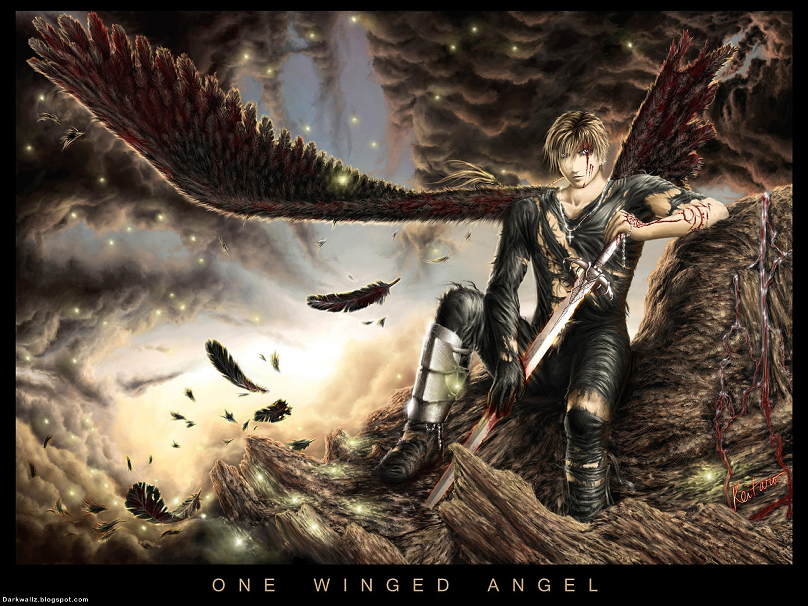 Dark Angel Wallpapers 69 | Dark Wallpaper Download