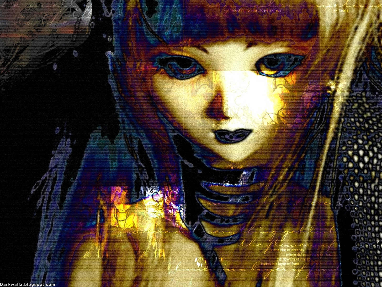 Dark Dolls Wallpapers 07| Dark Wallpaper Download