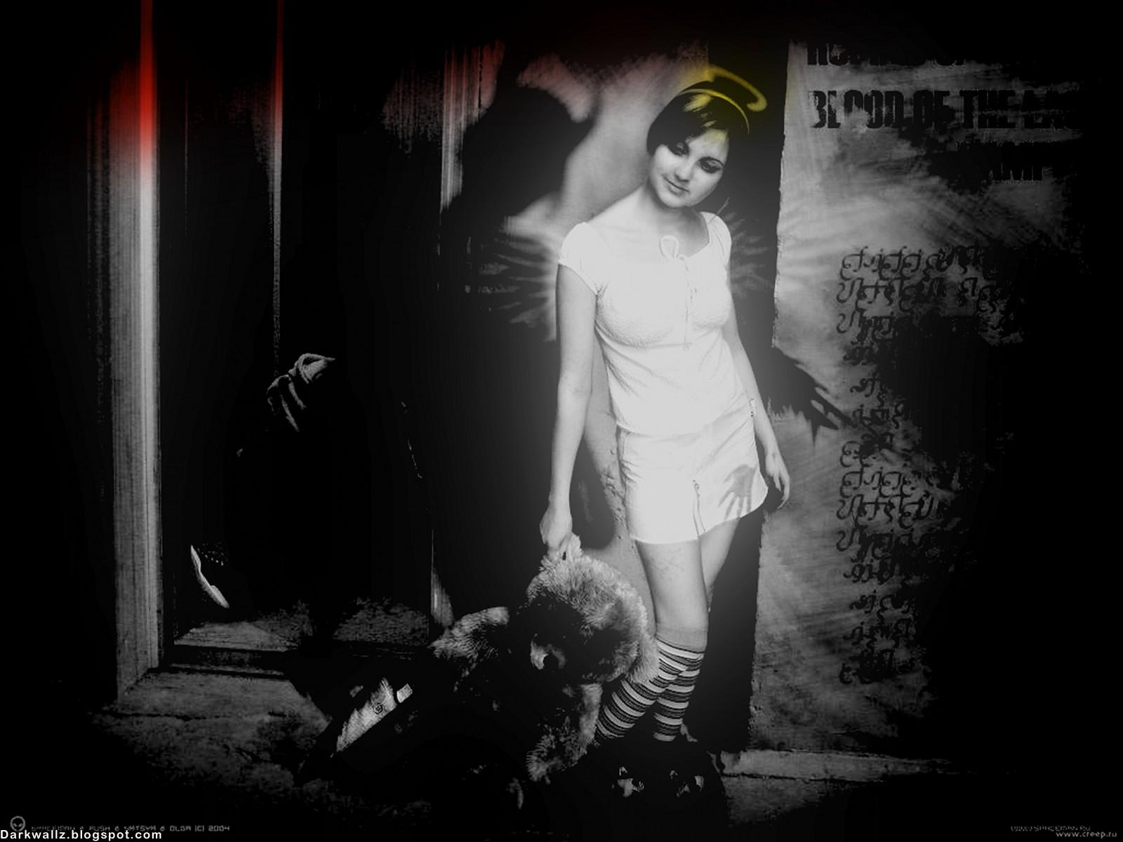 Dark Girls Wallpapers 08| Dark Wallpaper Download