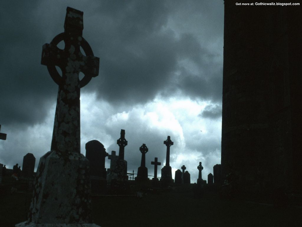 Celtic cross dark gothic wallpapers free