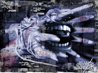 Heart In Mouth | Gothic Wallpapers