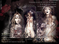 In The Luner Light | Dark Gothic Wallpapers
