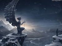 Winter in the Goth | Dark Gothic Wallpapers
