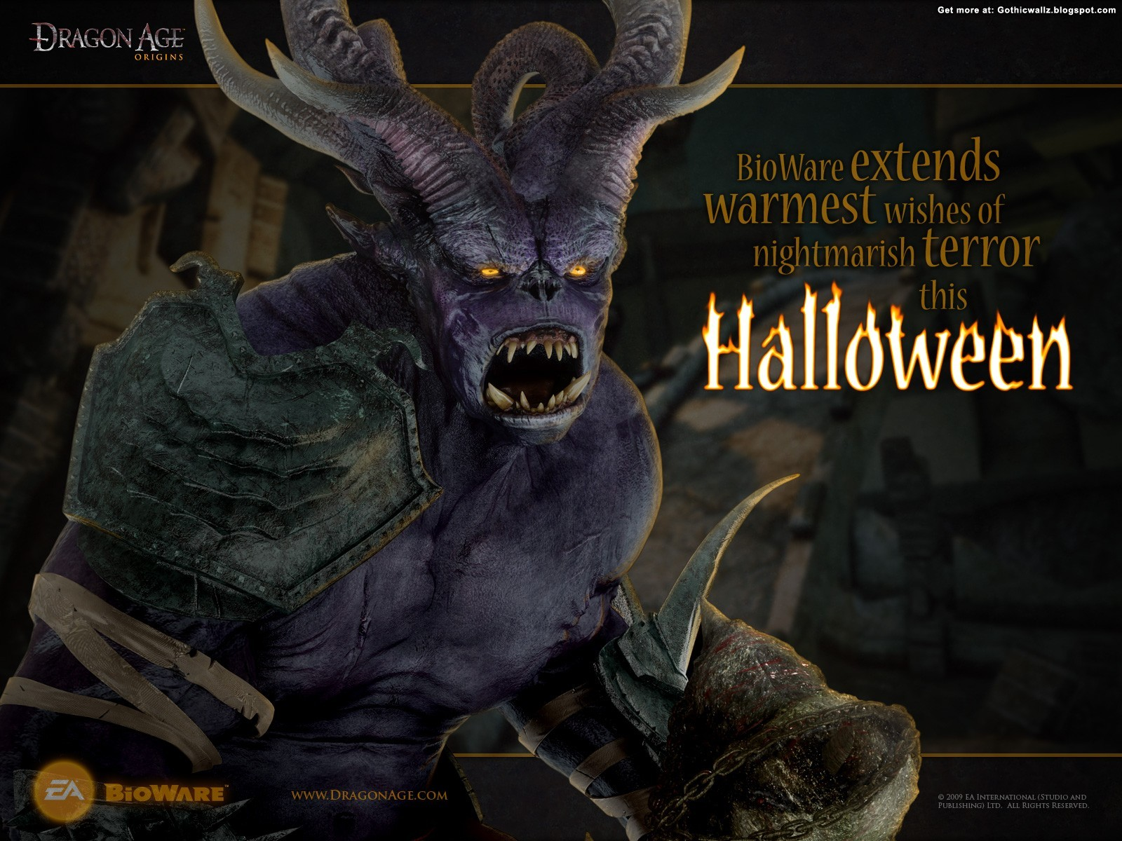 halloween wallpaper v1 | Gothic Wallpaper Download