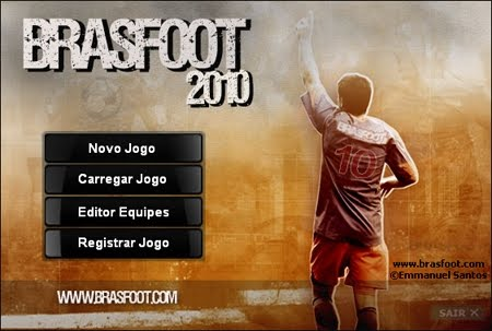 Download BAIXAR GAME CyberFoot 2010 + Registros