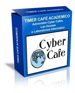 Timer Café Acadêmico 4.3.3 - Melhor Gerencidor de Lan House e Cyber Café do Brasil. timercafe43 5B1 5D