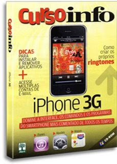 Vídeo-Aula: Curso INFO - iPhone 3G Curso Info   Iphone 3G 5B1 5D