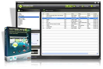 Download - NoteBurner v225 NoteBurner v225 5B1 5D