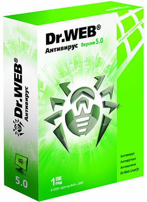 Dr.Web 5.00.1.10121 37ww0